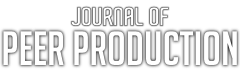 Journal of Peer Product